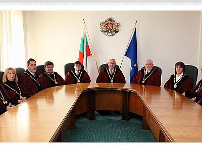 Конституционният съд: Недопустимо е НС да ограничава правомощия на другите власти