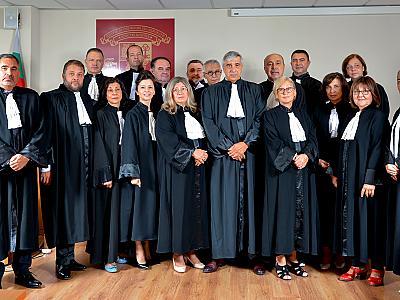 Адвокатурата е длъжна да заеме мястото, което Конституцията й е възложила